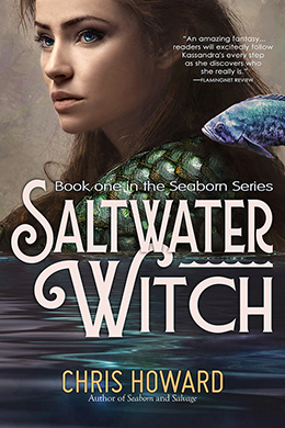 Saltwater Witch by Chris Howard